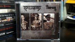 COUNONAT/TNPAH'Social Tyranny' Split CD.