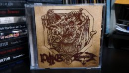 PYRE/ENTRAPMENT'Split CD.