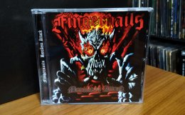 FINGERNAILS'Merciless Attack' CD.