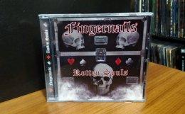 FINGERNAILS'Rotten Souls' CD.