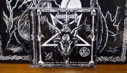NEKKROFUKK'Ejakkulation Evil Storm Of Perverse Goatsodomy' CD.
