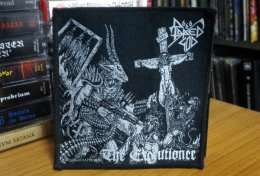 RAPED GOD 666'The Executioner' Woven Patch.