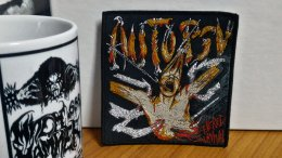 AUTOPSY'Severed Survival' Woven Patch.(Bootleg)