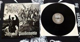 GOTTLOS'Infernal Pandemonio' LP.