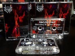 ISENBLAST'Unleashing the Demon Scourge' Tape.