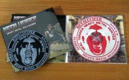 METALUCIFER'Heavy Metal Bulldozer' Digi-CD. (limited edition)