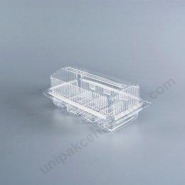 กล่องเบเกอรี่ PET F2