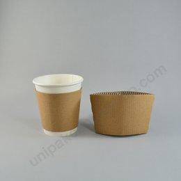 แจ๊กเก็ตหุ้มถ้วยกระดาษ 8 oz