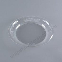 """จานพลาสติกใส 8"""" (TP-608)"""
