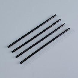 หลอดตรงดำ (622) ขนาด 22 cm