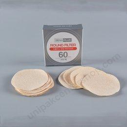 กระดาษกรองเครื่องชง Mydutch Round paper filter (100 pcs/box)