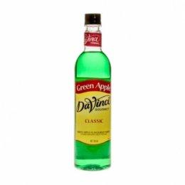 ไซรัป DaVinci Green Apple - 750 ml.