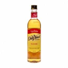 ไซรัป DaVinci Lychee - 750 ml.
