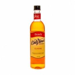 ไซรัป DaVinci Peach - 750 ml.
