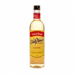 ไซรัป DaVinci Hazelnut - 750 ml.
