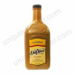 DaVinci Caramel Sauce 2600 gm.