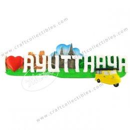 I love Ayutthaya