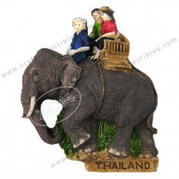 Elephant Riding (3person)