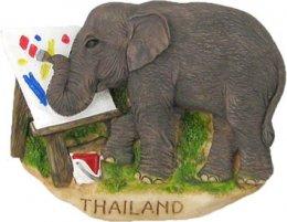 Painting Elephant