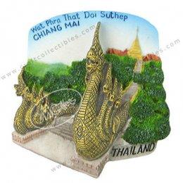 Wat Prathat Doi Suthep (Naga)