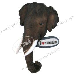 Elephant - I love Thailand