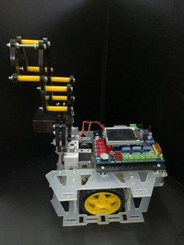 Robo Grip (ประกอบสำเร็จไม่เขียนโปรแกรม)