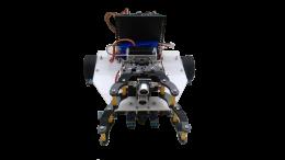 หุ่นยนต์หยิบกระป๋องแบบอัตโนมัติ
