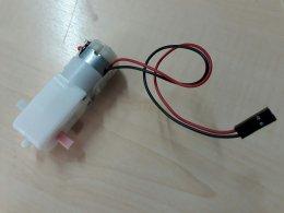 ชุดเฟืองขับมอเตอร์ สำเร็จรูป 48:1 พร้อมสายต่อ(2 output)