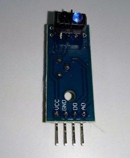 TCRT5000 เซนเซอร์โมดูตรวจจับเส้น
