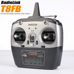 RadioLink T8FB V2 8-Channel Radio
