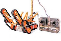Remote Control Rescue Crawler