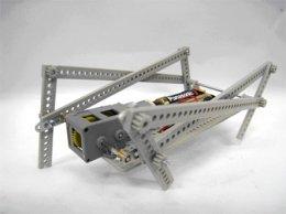ชุดคิตหุ่นยนต์วิ่งเร็ว ใช้อุปกรณ์ของ TAMIYA