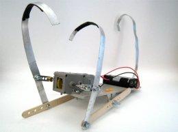 ชุดคิตหุ่นยนต์ไต่ราว (กรุณาระบุในหมายเหตุว่าใช้ อปก ร่วมกับแบตเตอรี่หรือชุดปั่นไฟ)