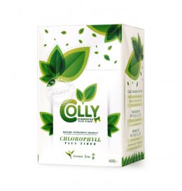 Colly Chlorophyll Plus Fiber 15 Sachets