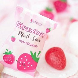 Stawberry Mask soap