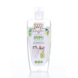 King Pet Hyppoallergenic Shampoo