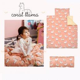 ที่นอนเด็กพกพา Coral Llama - Icecream Fairy