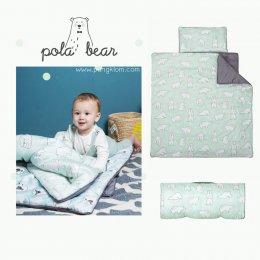 ที่นอนเด็กพกพา Polar Bear - Icecream Fairy