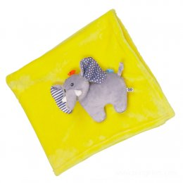 ผ้าห่มเด็ก Zoocchini Stroller Blanket
