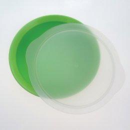 ฝาปิดถ้วยหัดทานอาหารเด็ก Calibowl 12 oz