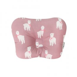 หมอนหัวทุย Little Seeds Newborn Pillow - Alpaca