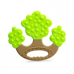 ยางกัด Mombella Apple Tree Siricone Teether