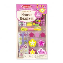 มาลิลาแอนด์ดัก ชุดร้อยลูกปัด ดอกไม้