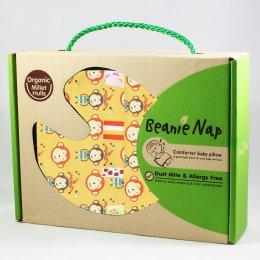 Beanie Nap หมอนกันสะดุ้งริบบิ้น - Monkey Crown