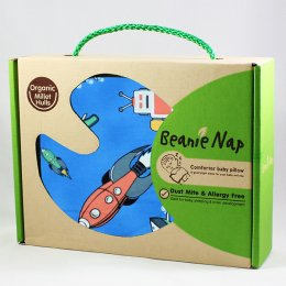 Beanie Nap หมอนกันสะดุ้งริบบิ้น - Space Robot