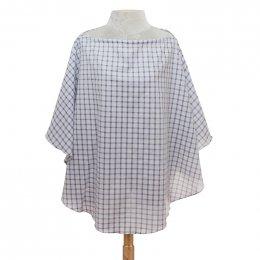 ผ้าคลุมให้นม Beanie Nap รุ่น Oxford - Grey Table