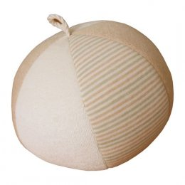 "Baby Rattle Ball 18"" Circumference  (John N Tree)"