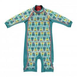 Close Snug Suit ชุดว่ายน้ำเด็ก ลาย Rocket