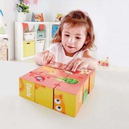 Friendship Puzzle Blocks ตัวต่อบล็อกไม้เปเป้