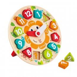 Chunky Clock Puzzle ปริศนานาฬิกาเบบี๋